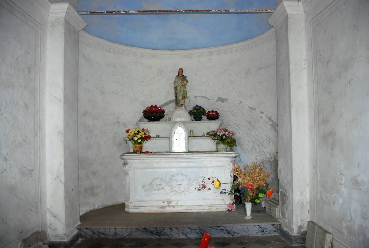 CHAPELLE SAINTE-CATHERINE À LA ROQUETTE SUR VAR