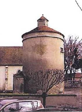 PIGEONNIER DE SAINT-GERMAIN-DE-SALLES