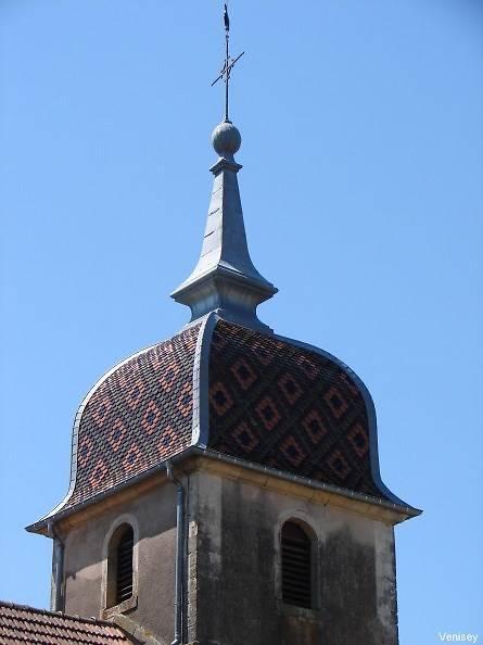 Eglise de Venisey
