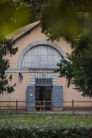 MANÈGE DES HARAS DE TARBES