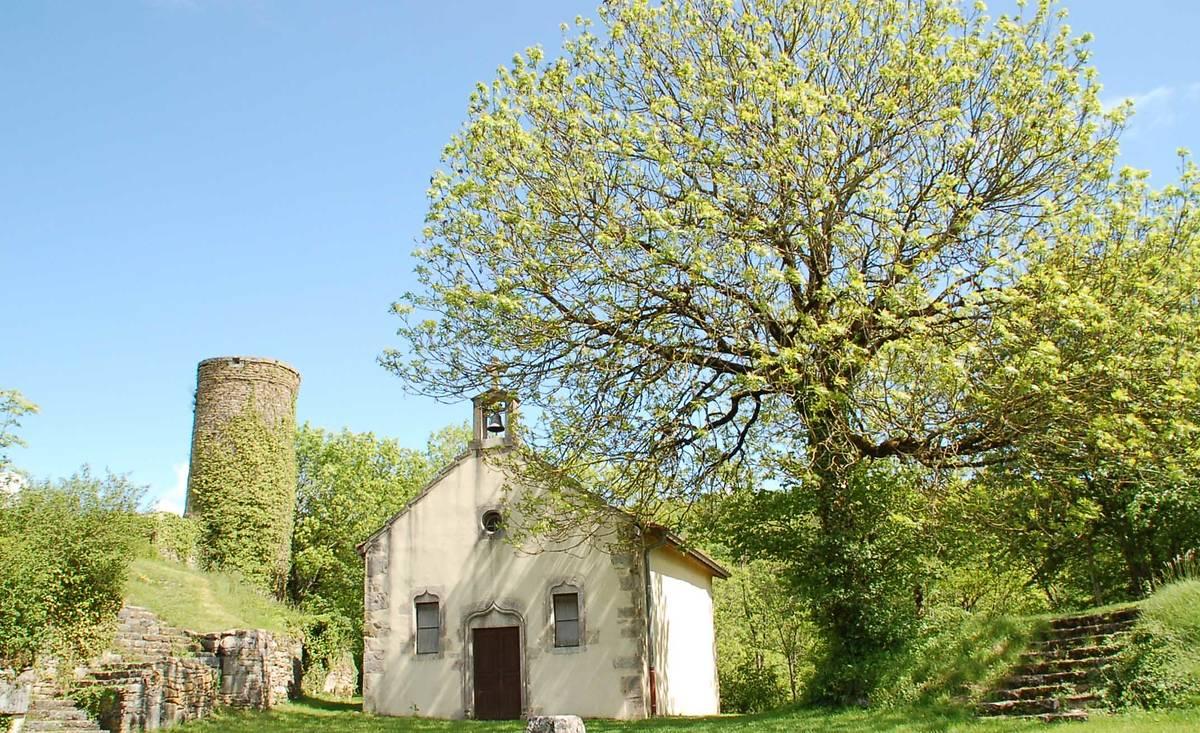 Chapelle Saint Garadoz