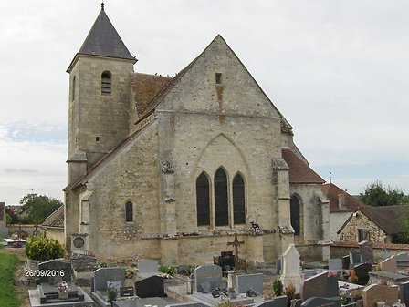 EGLISE DE LAGERY
