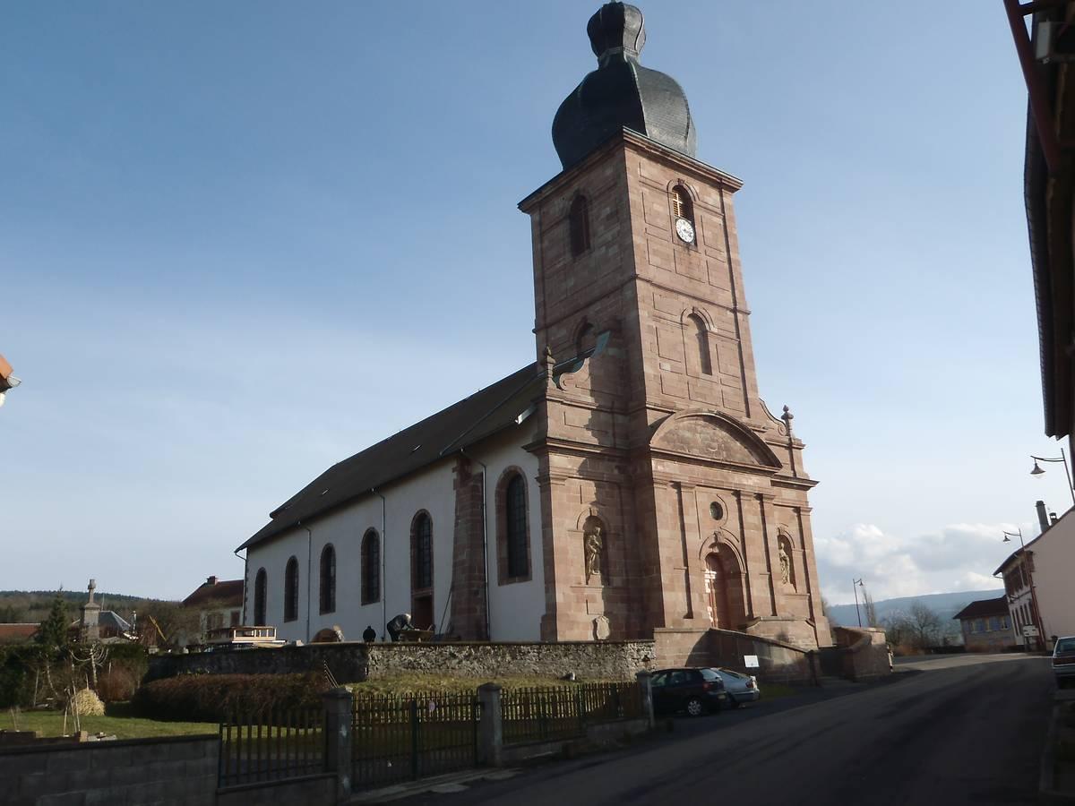 FORT DE BOURLEMONT A MONT-LES-NEUFCHATEAU