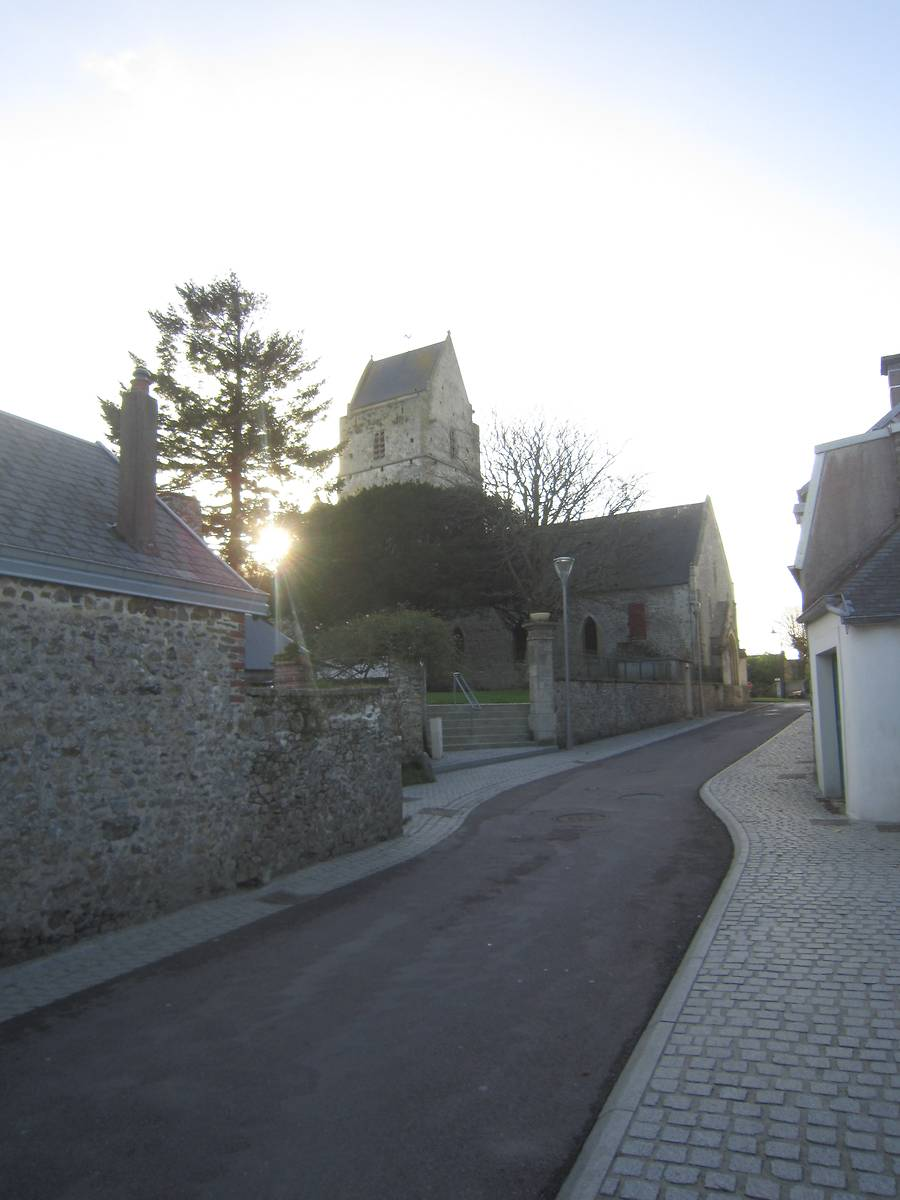 Eglise Saint Evroult - Agon Coutainville