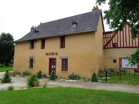 MAIRIE DE PARTHENAY-DE-BRETAGNE
