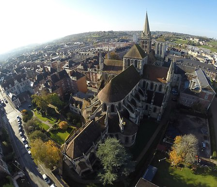 CATHEDRALE LISIEUX