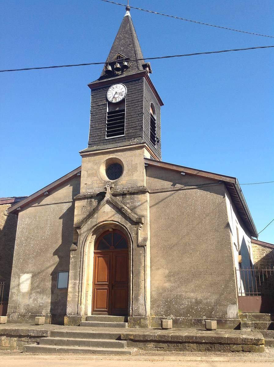Eglise de Han les Juvigny