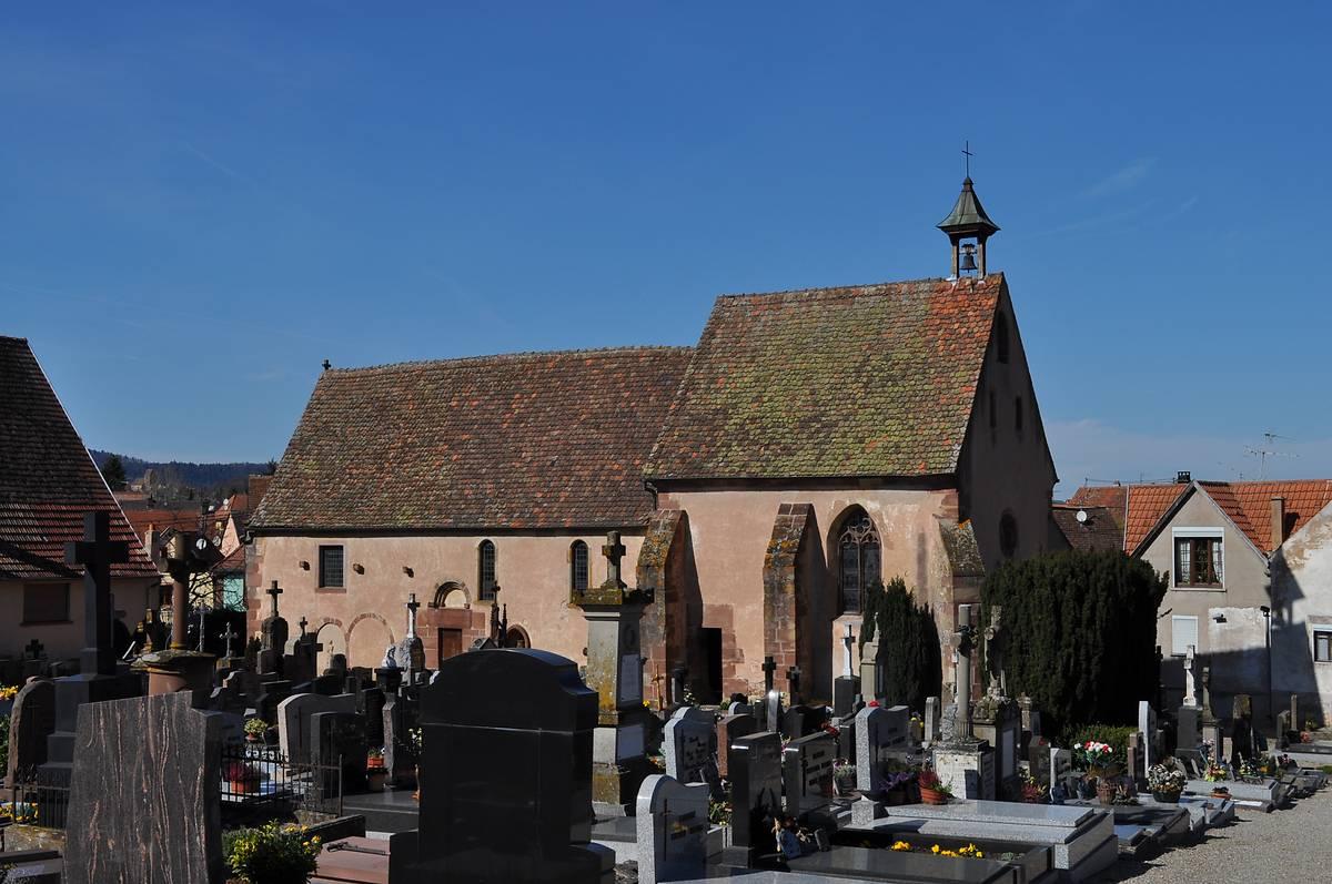 Chapelle Saint-Denis de Marmoutier