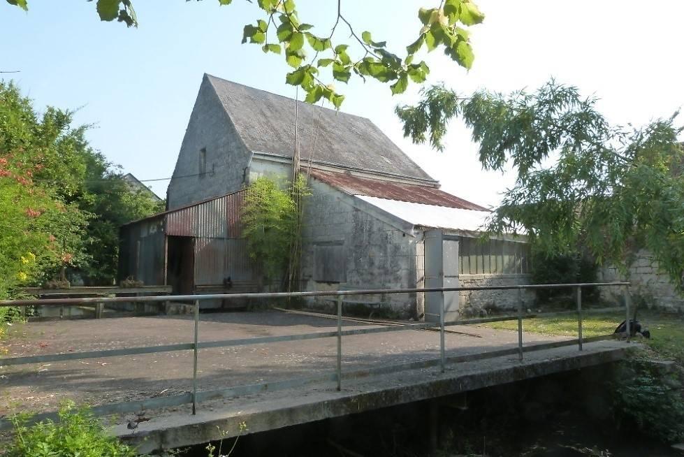 Moulin des mécaniciens de Beaulieu-les-Loches