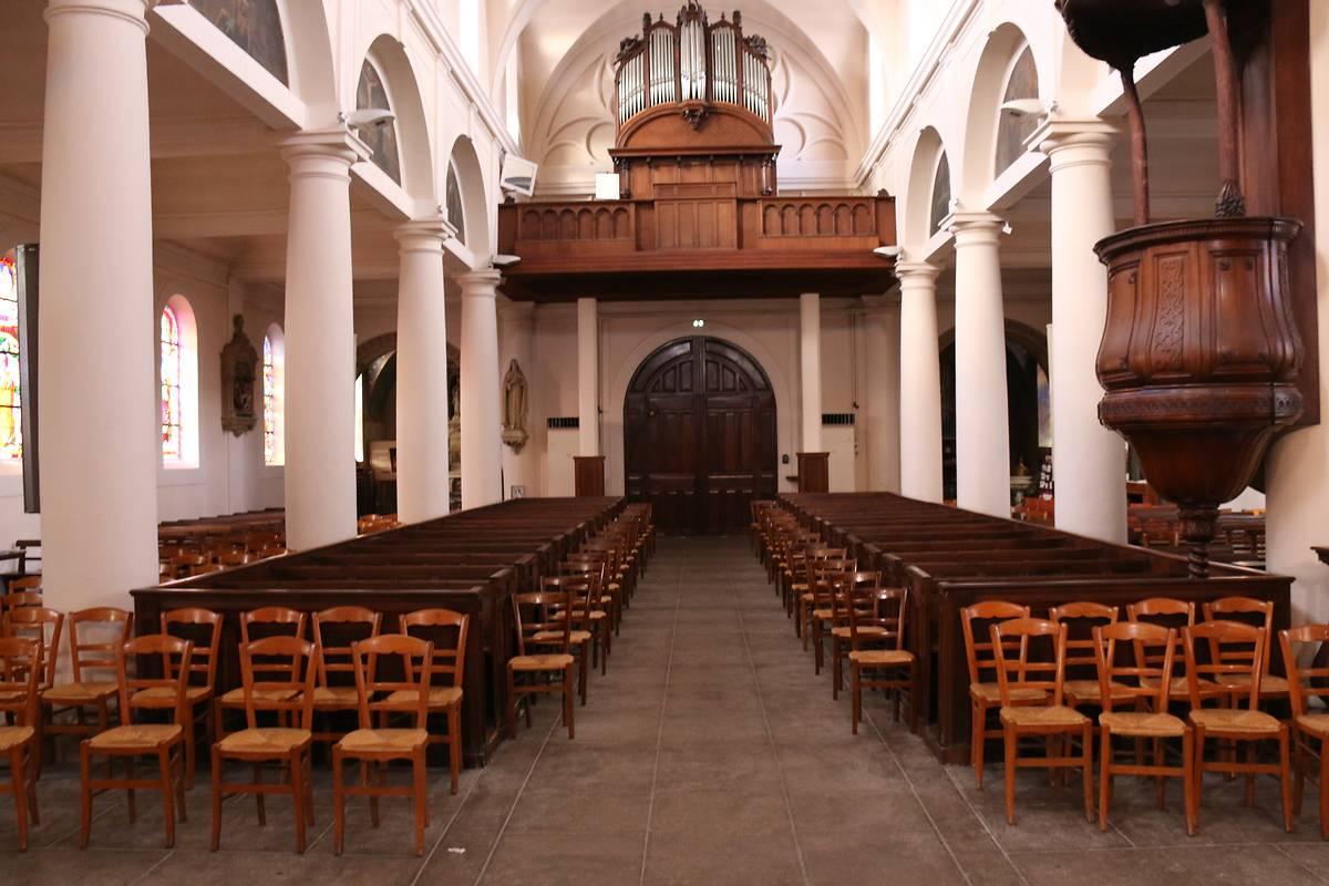 Eglise Notre-Dame - Yerville