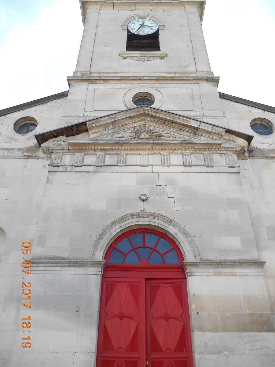 EGLISE ST GENGOULT DE TAILLANCOURT