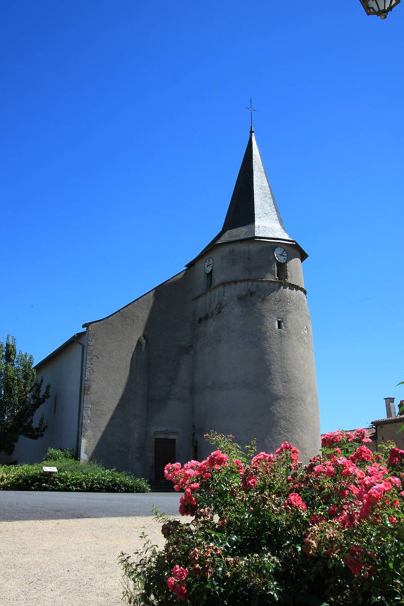 Eglise de Millac 86