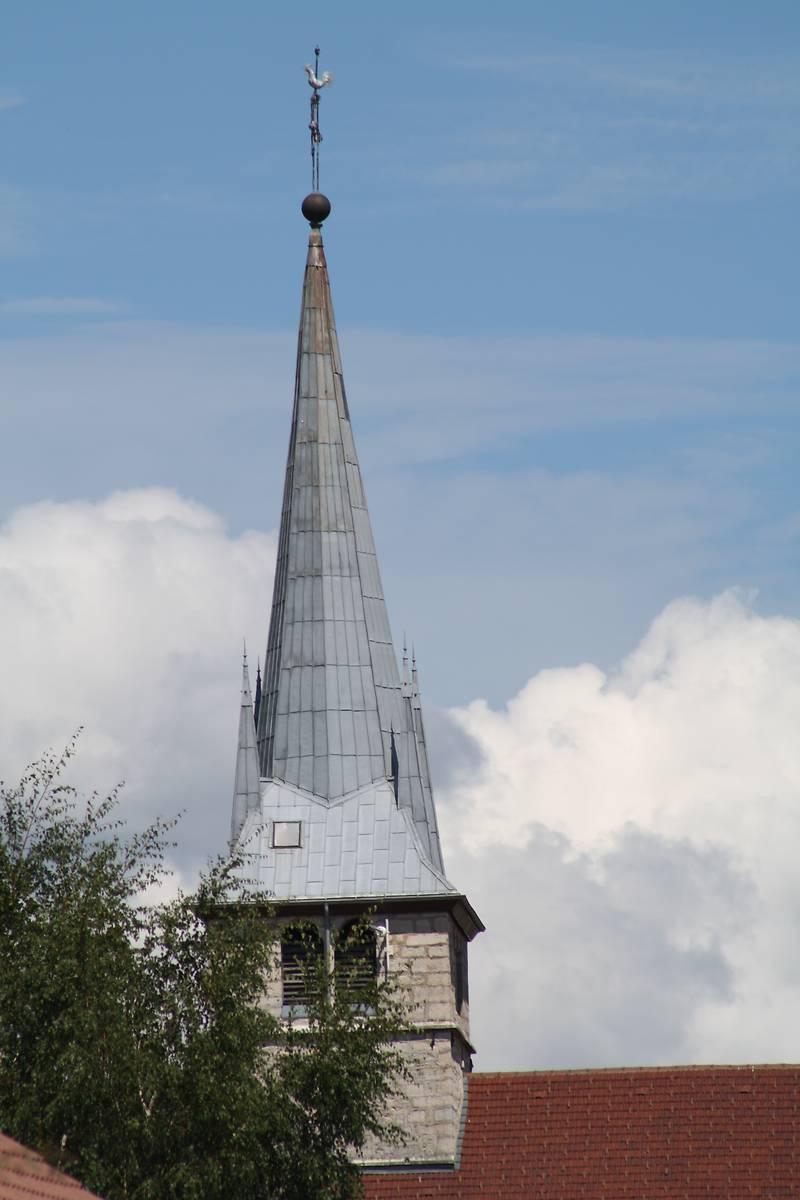 eglise de Longchaumois