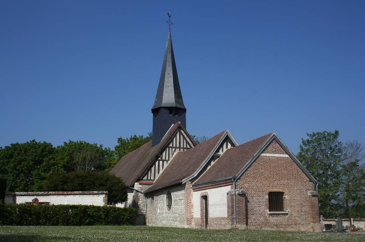 Eglise Notre Dame d'Andé