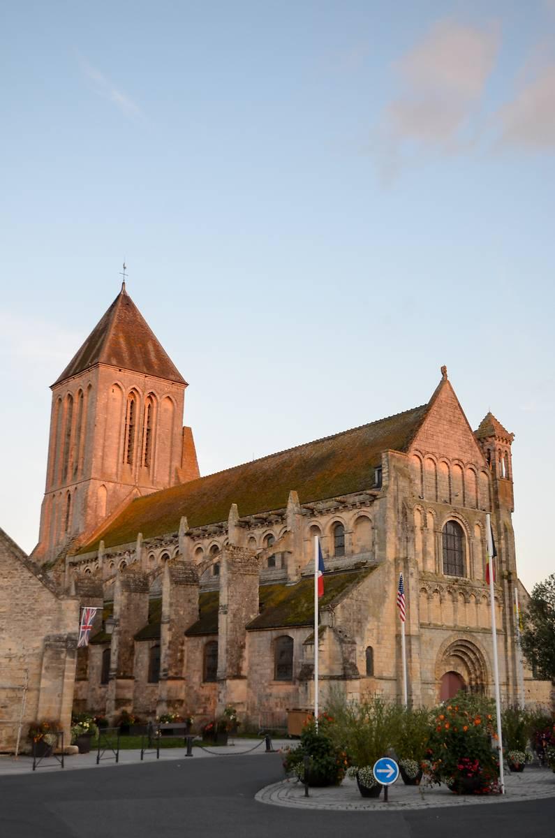 Eglise Saint Samson de Ouistreham