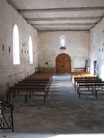 EGLISE SAINT JEAN BAPTISTE DE VILLACERF
