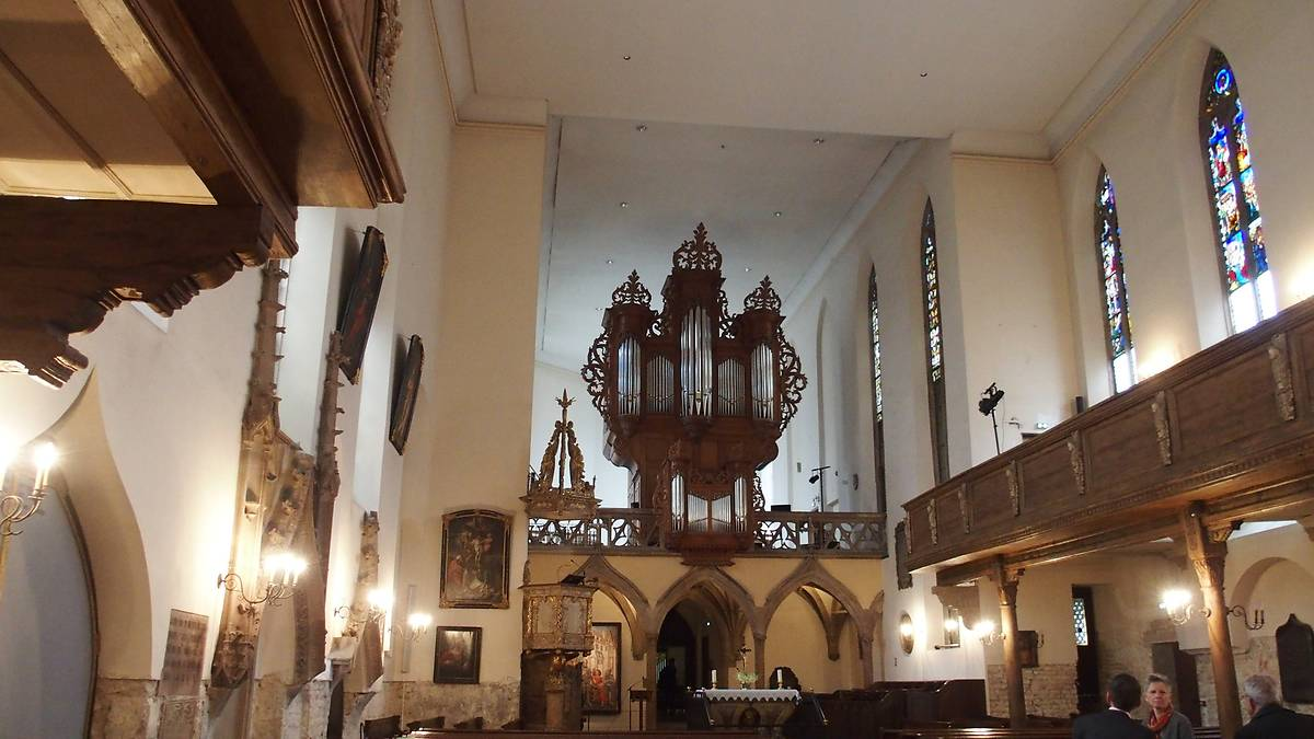 Eglise protestante Saint-Guillaume de Strasbourg