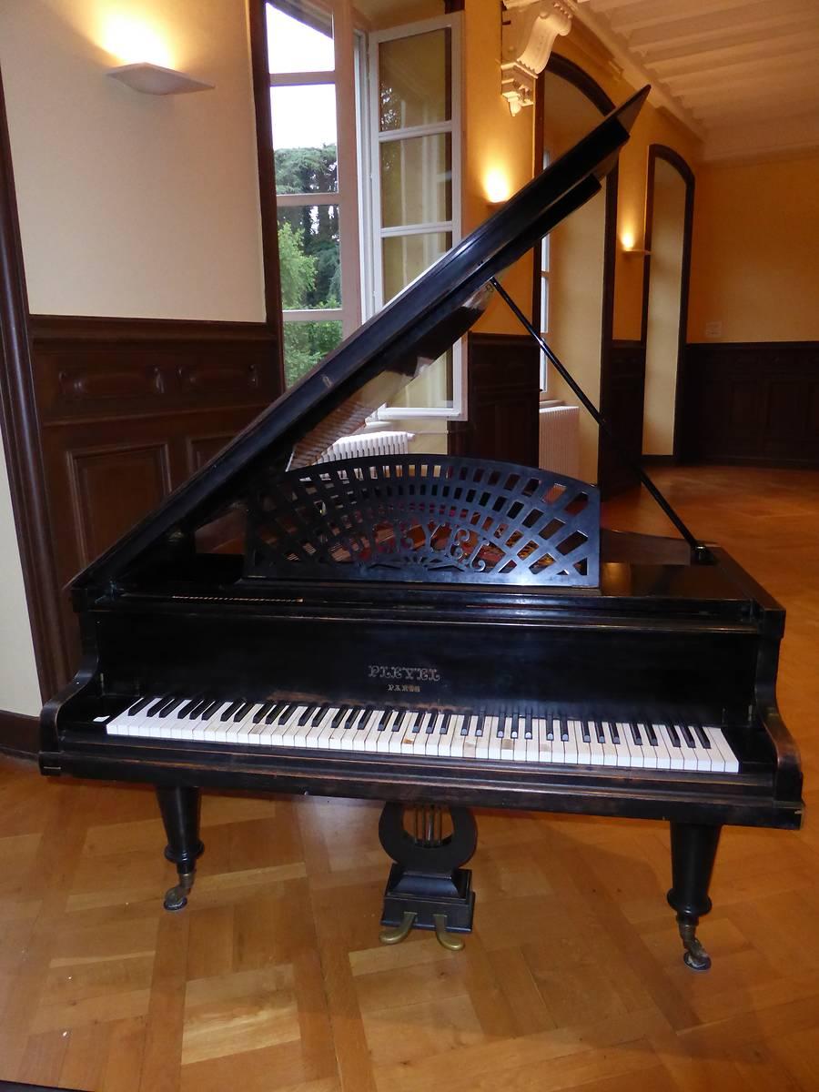 PIANO PLEYEL DE GUEBWILLER
