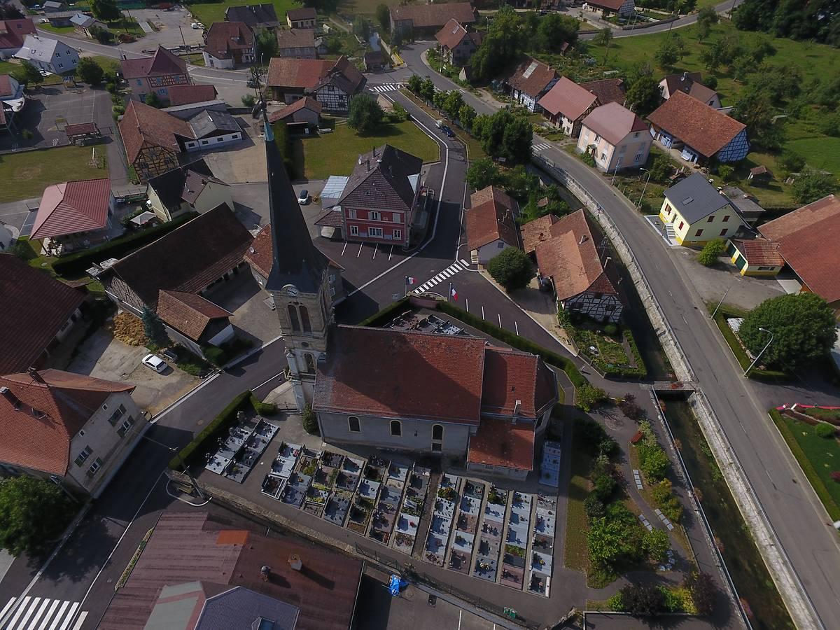 Eglise de Fislis