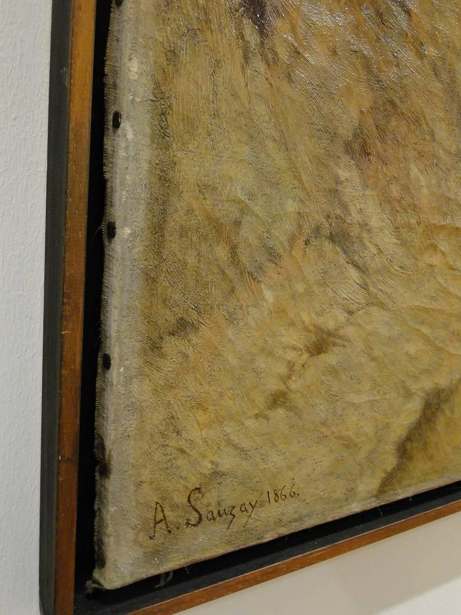 TABLEAUX DU MUSEE PAUL DINI A VILLEFRANCHE SUR SAONE