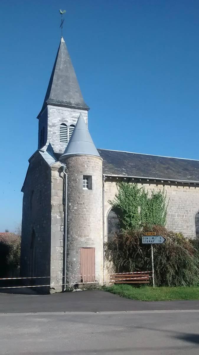 Eglise Saint-Martin de Villers-devant-Dun