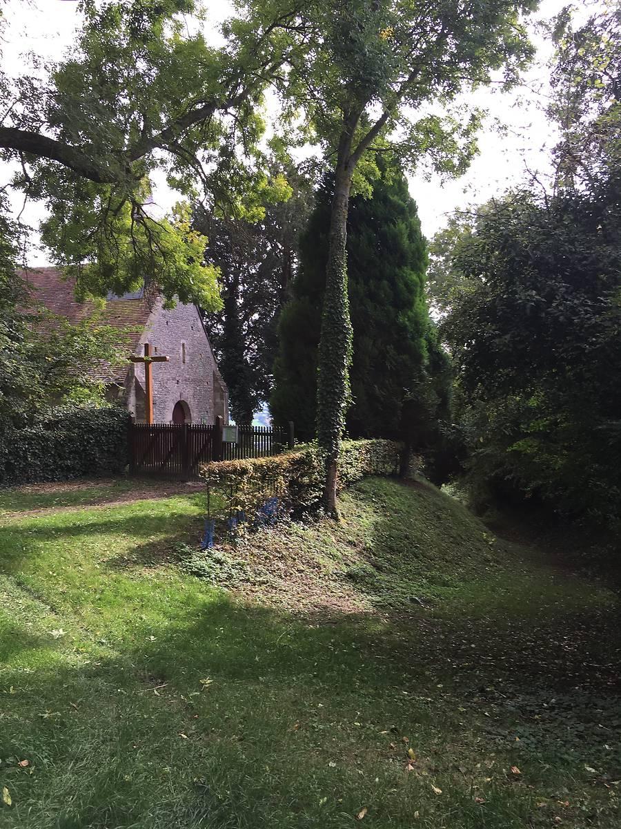 CHAPELLE SAINT MICHEL DE CLERMONT - BEUVRON EN AUGE