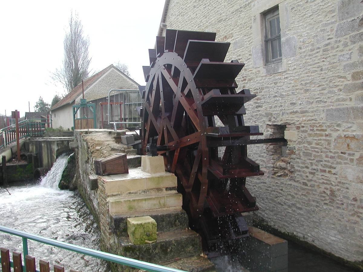 MOULIN DE LA PORTE À ARGENCES