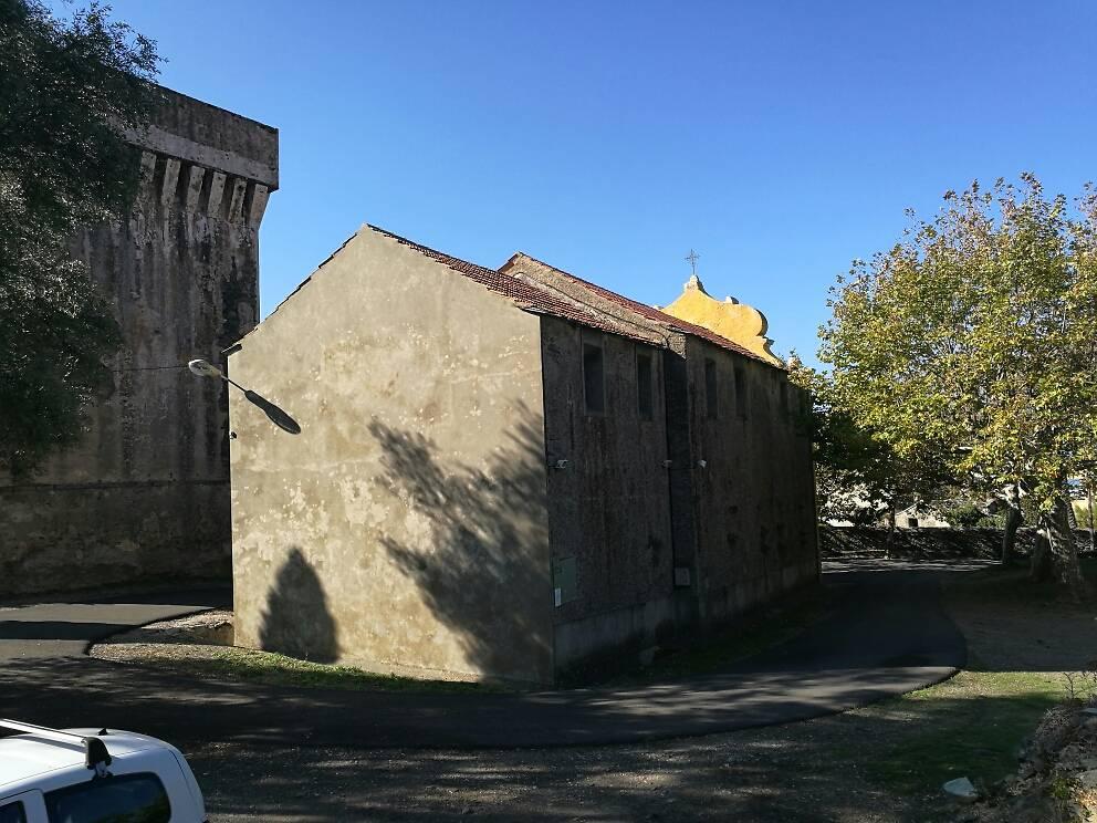 RESTAURATION DE LA CHAPELLE SAINT JEAN-BAPTISTE DE MORSIGLIA