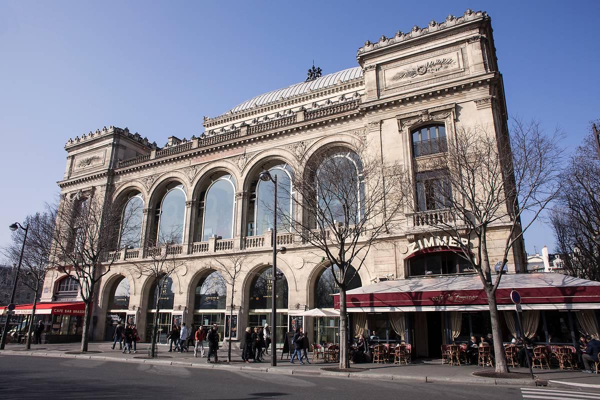 Grand Foyer Theatre Du Chatelet : Thé tre du chatelet a paris