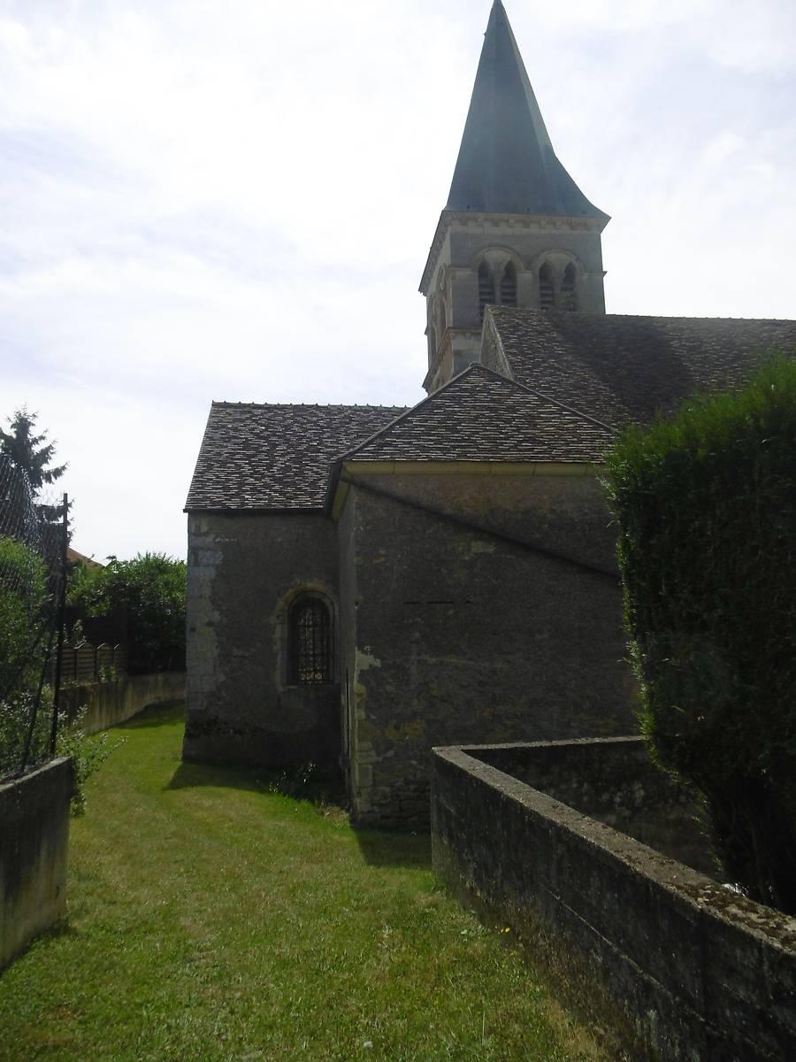 Eglise de Parigny-les-Vaux