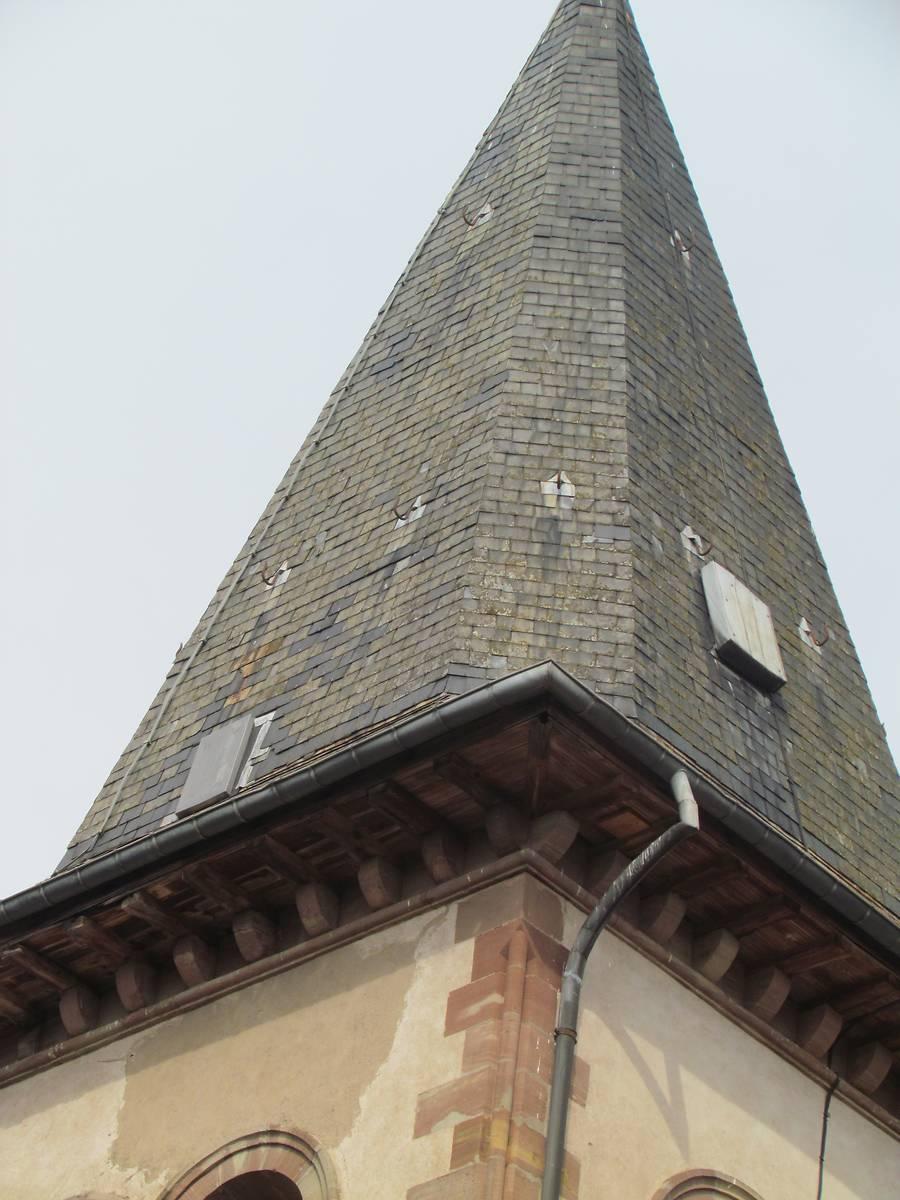 Eglise de Saint Benoit la Chipotte