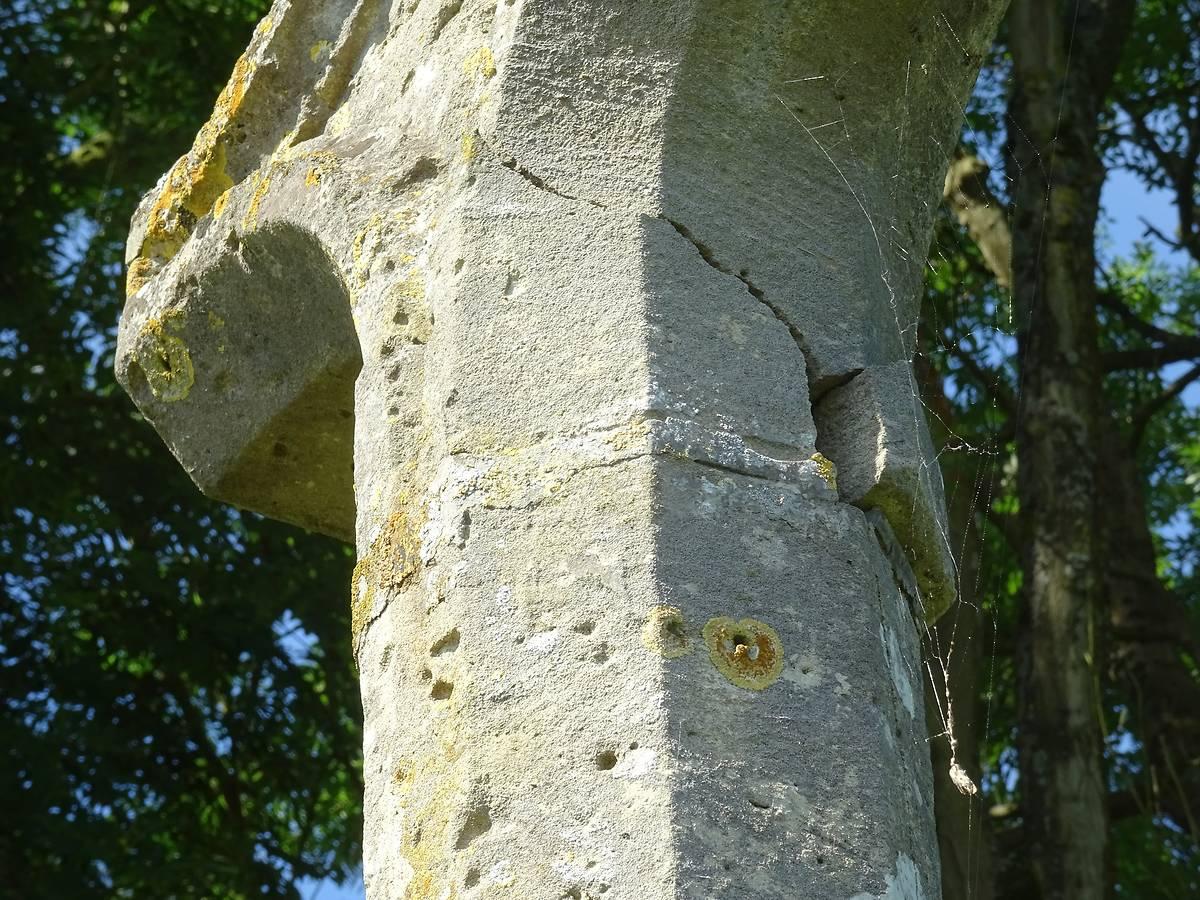 CROIX DES BLANQUES - ALVIMARE