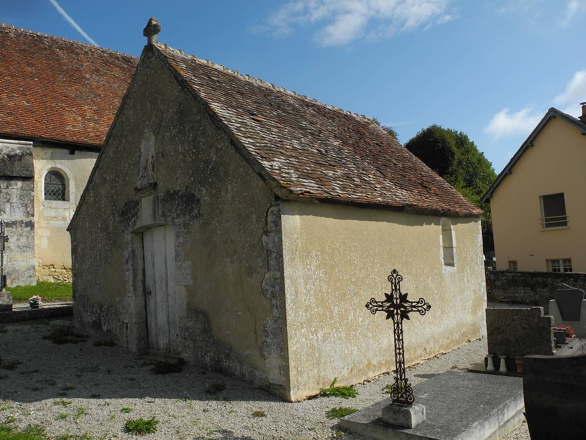 Eglise Saint Samson - Comblot