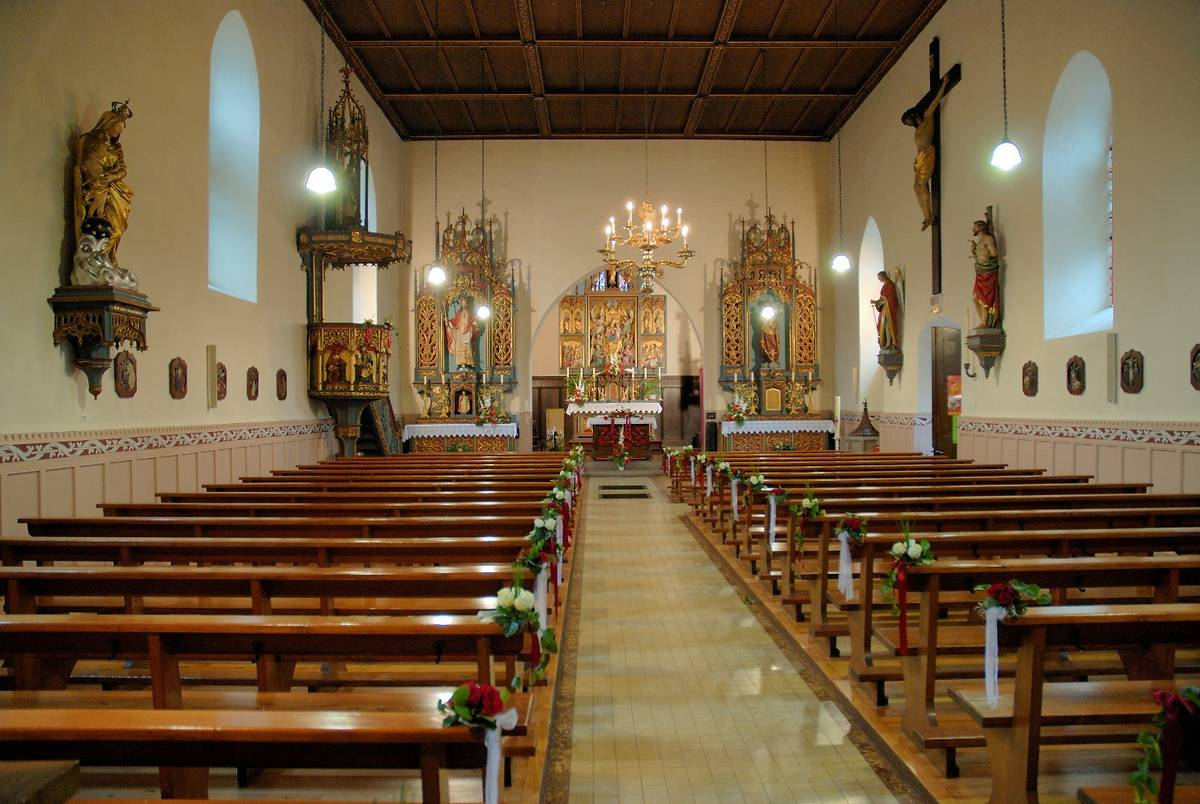 Eglise Notre-Dame de Sewen