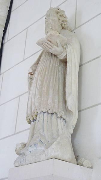 EGLISE SAINT-PHILIPPE ET SAINT-JACQUES DE MOUZAY