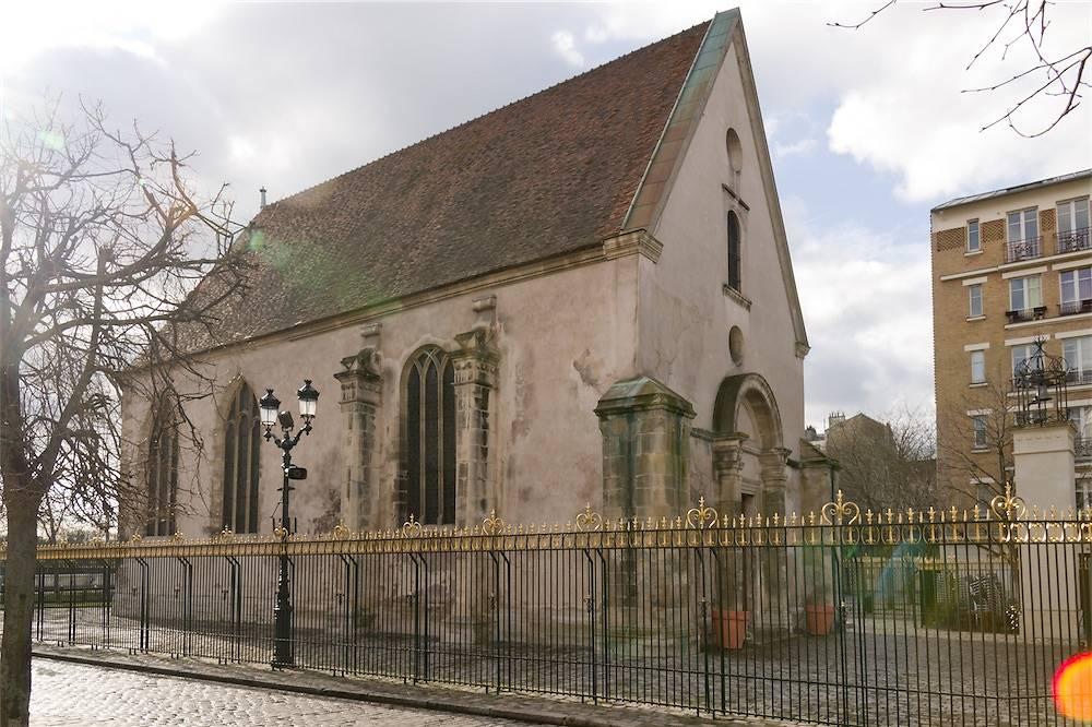 Eglise Notre-Dame de Pitié à Puteaux