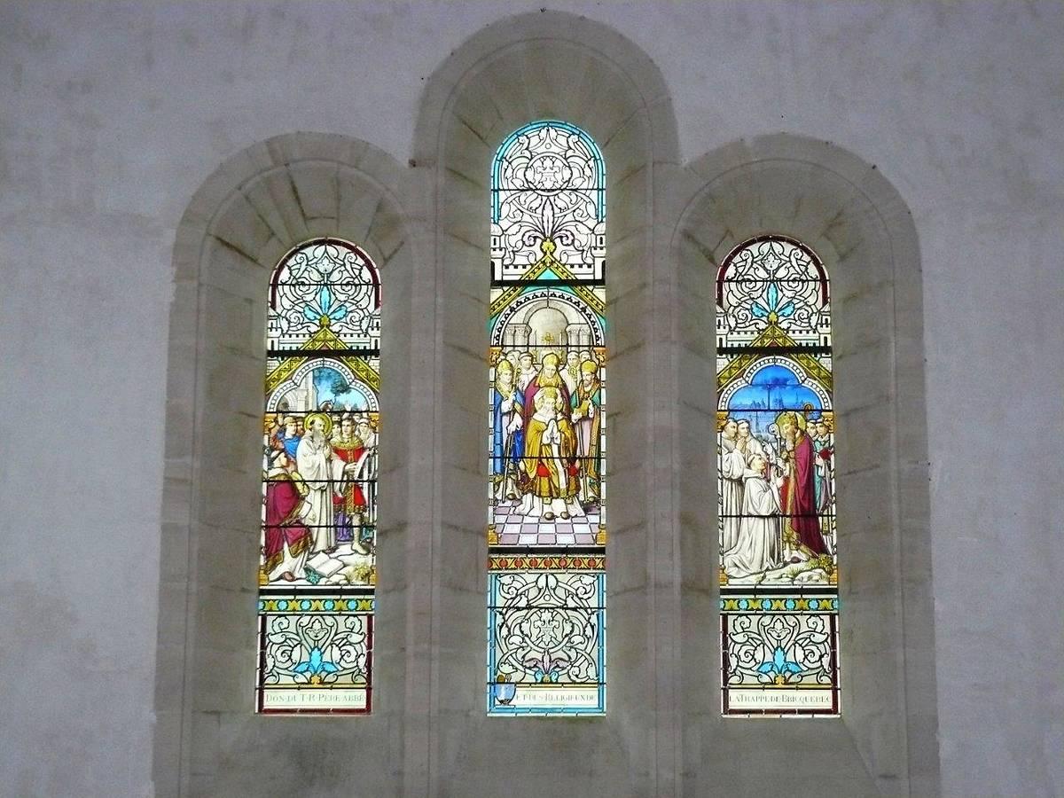 BRICQUEBEC-EN-COTENTIN (ST MARTIN LE HEBERT)