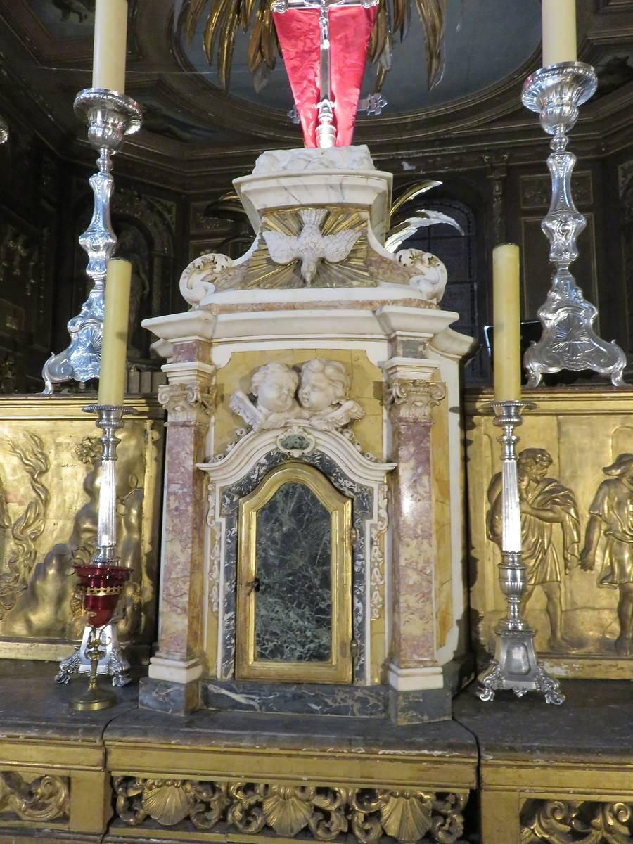 Tabernacle du maître autel.