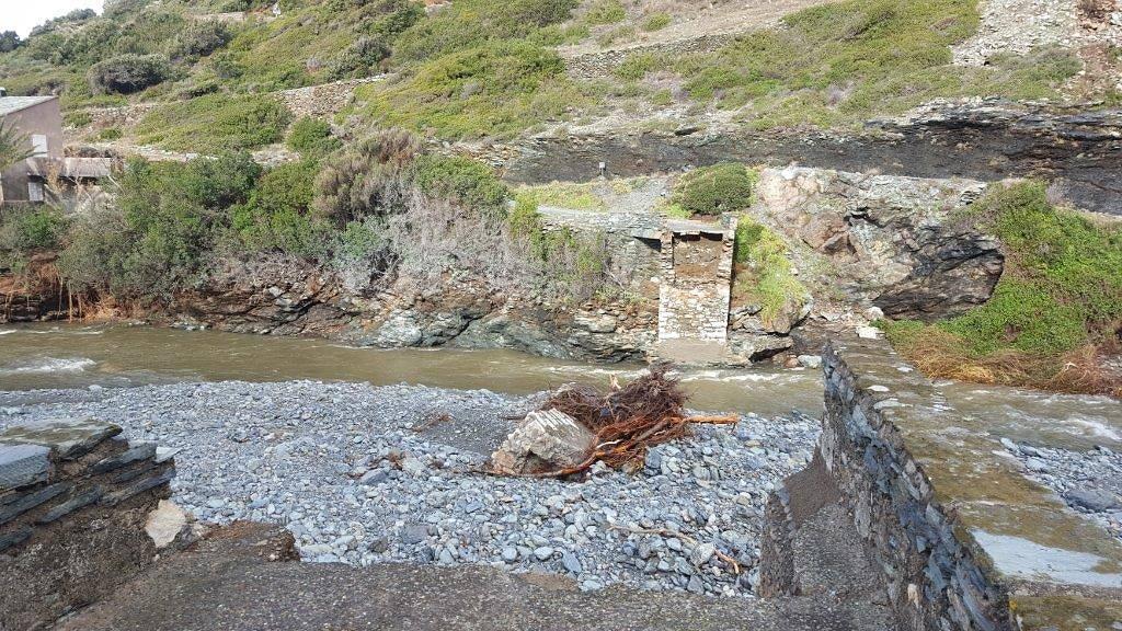 RECONSTRUCTION DU PONT DE NEGRO