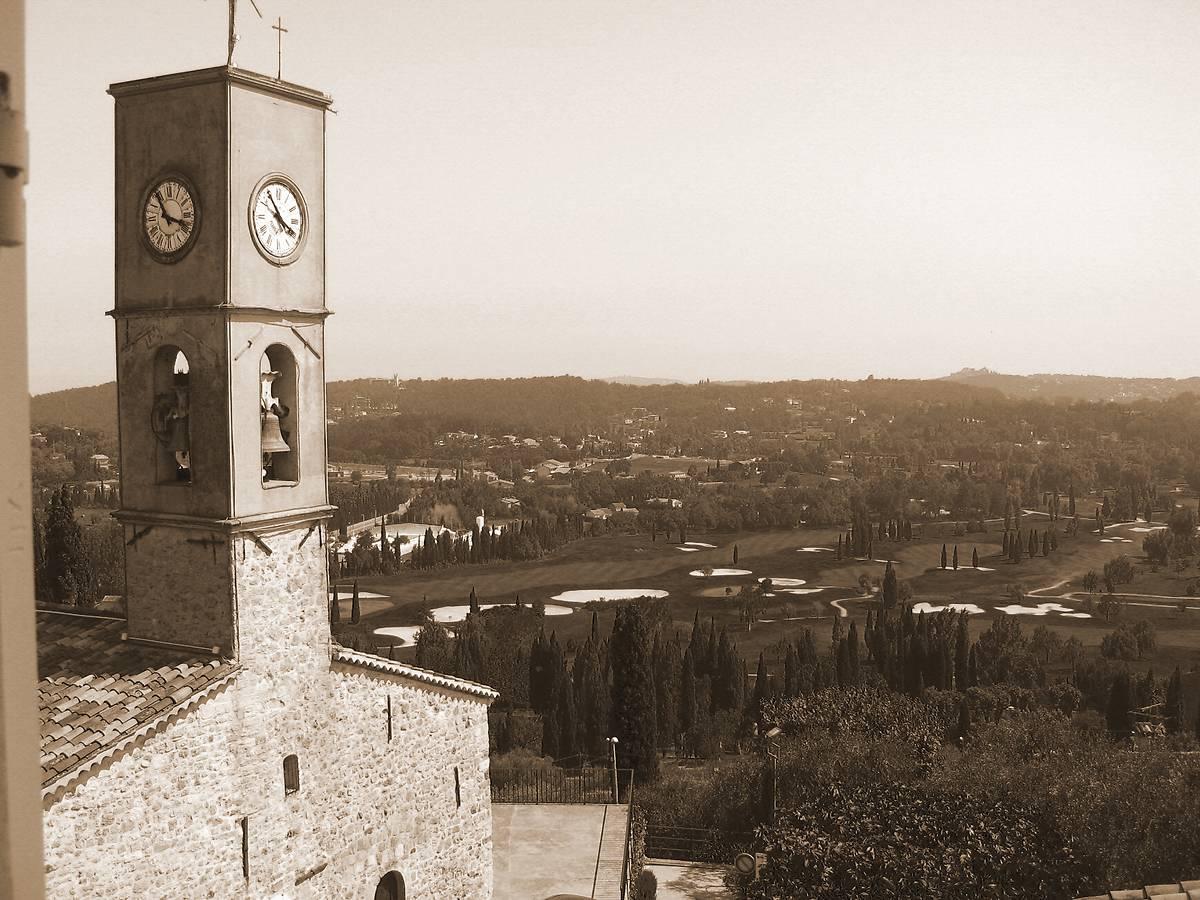 Eglise Saint-Trophime à Opio
