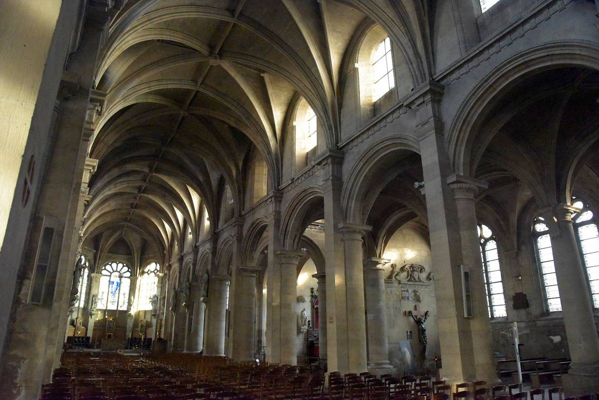 CATHEDRALE NOTRE DAME - LE HAVRE