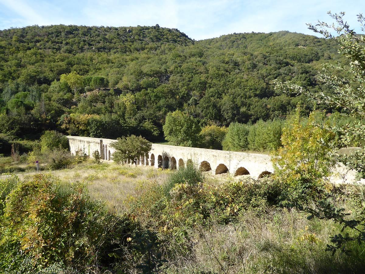 Aqueduc d'Ansignan