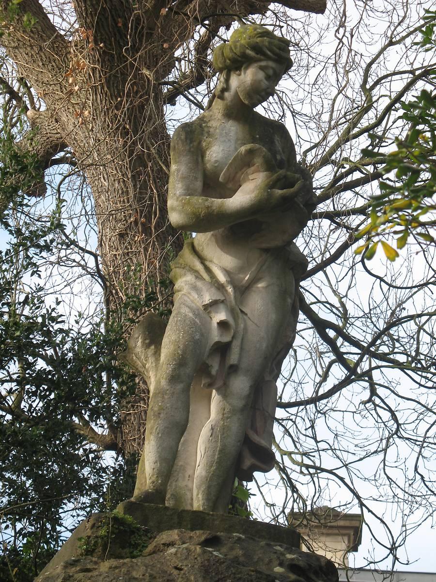 Déesse Vénus, statue du Jardin public de Bordeaux, Gironde