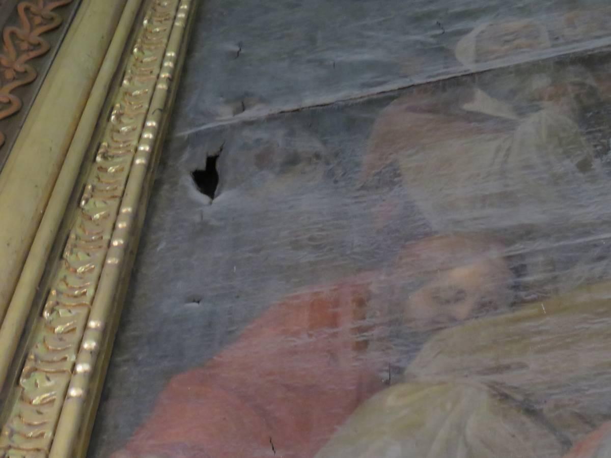 RETABLE DE L'ASSOMPTION DE L'ÉGLISE DE FIENVILLERS