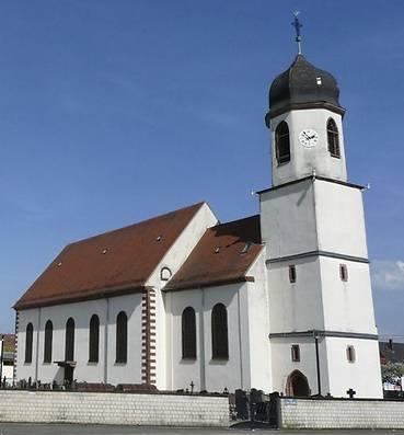 Eglise paroissiale Notre-Dame de la Visitation de Mothern
