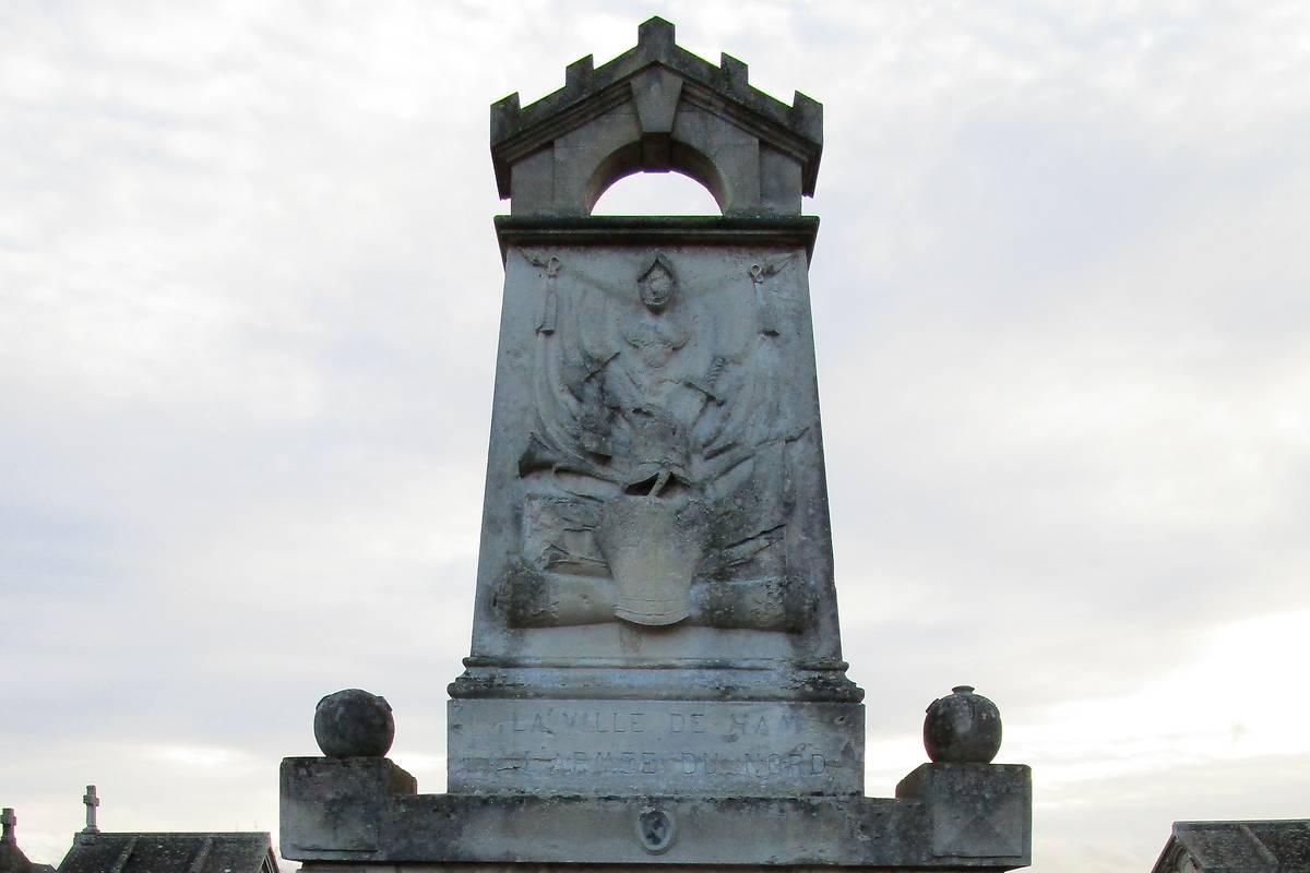 Monument aux morts - HAM