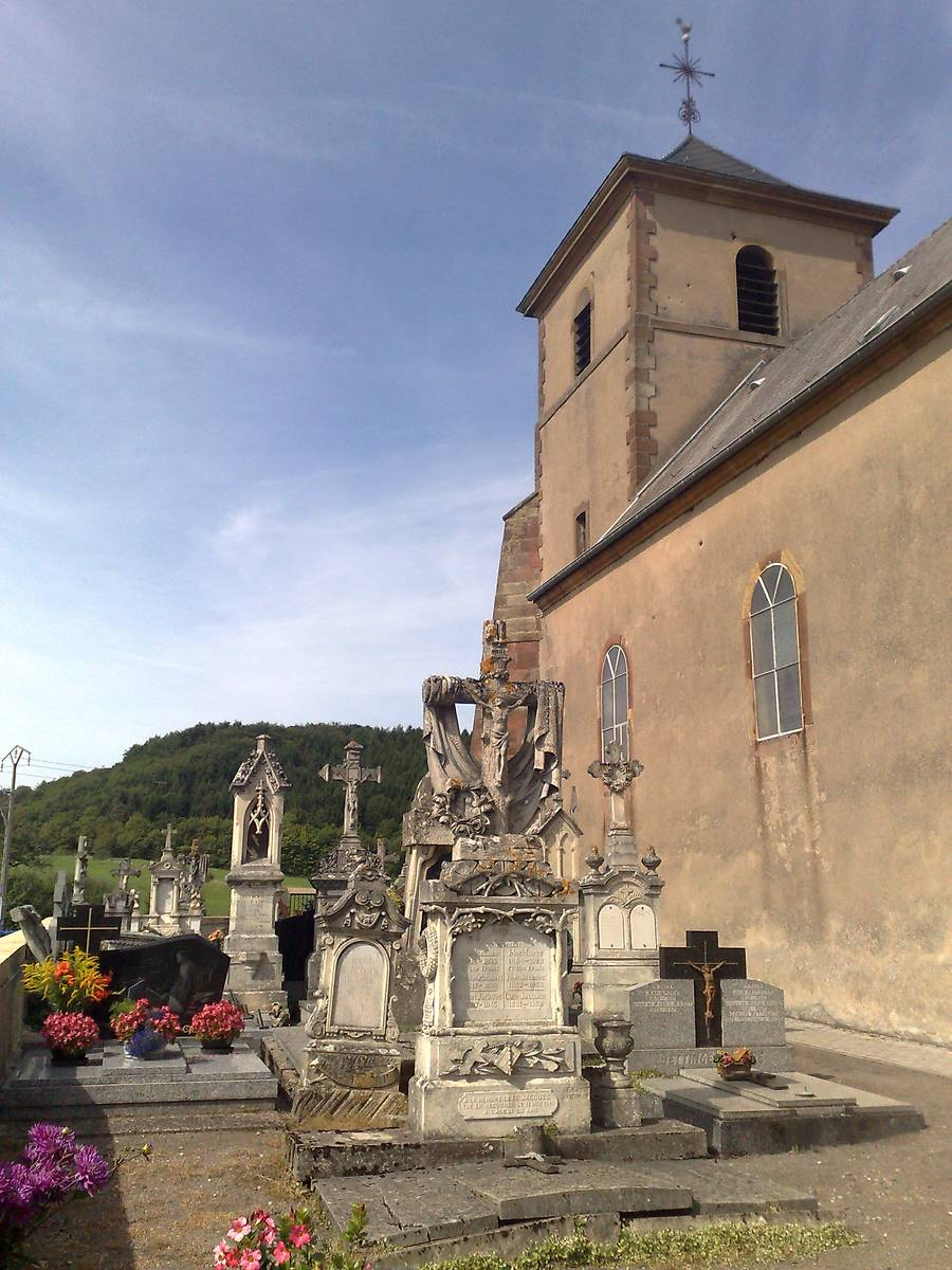 Eglise de Kemplich