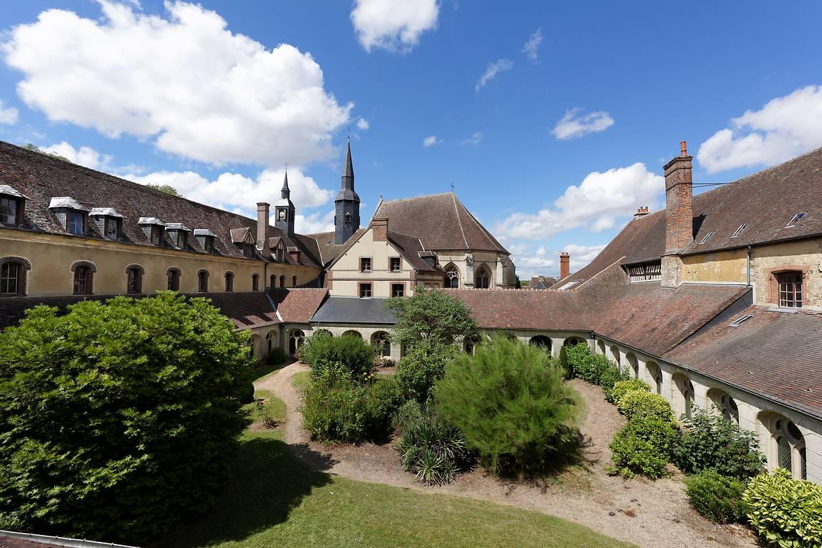 Abbaye saint nicolas verneuil sur avre - Lycee porte de normandie verneuil sur avre ...