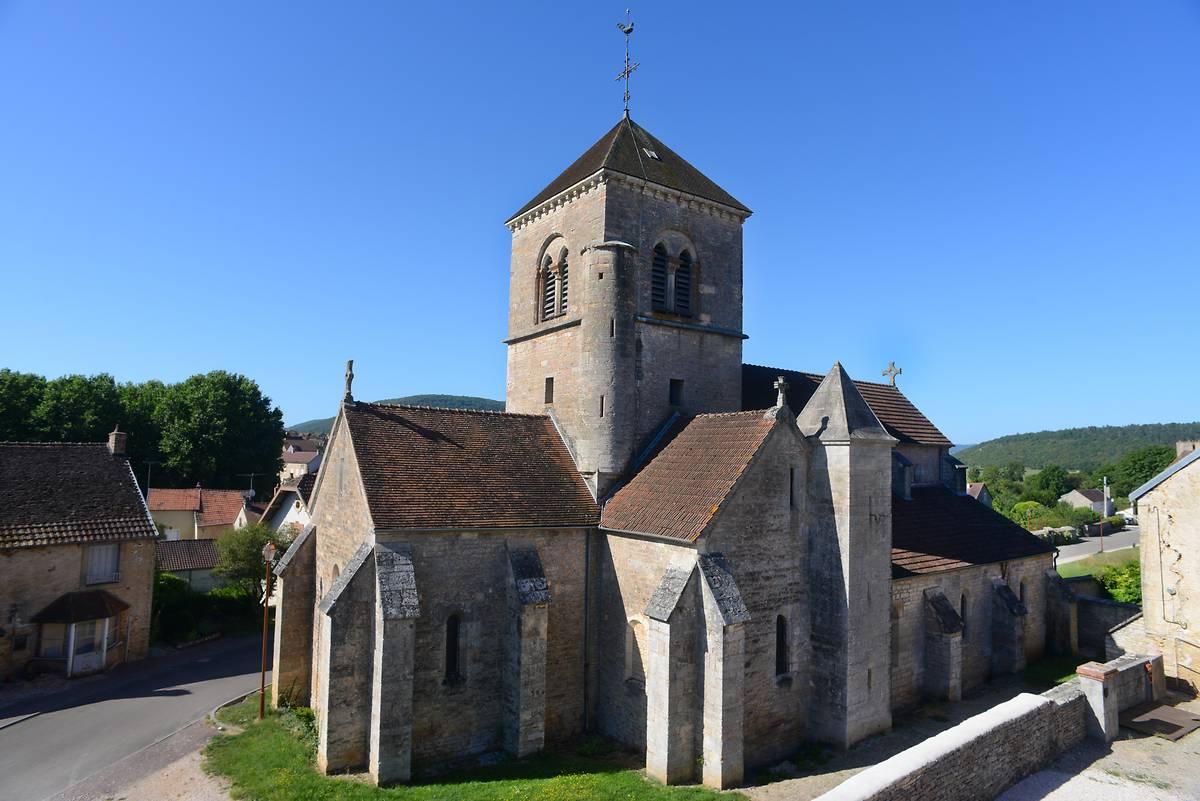 Eglise de Fleurey-sur-Ouche