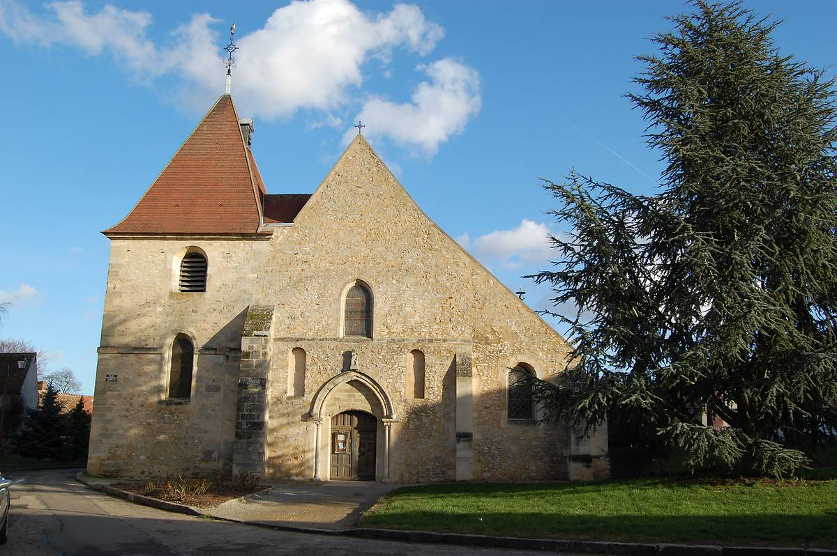 Eglise Saint-Martin d'Ecquevilly